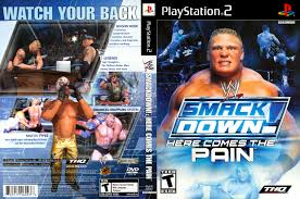 LINK WWE SmackDown! Here Comes the Pain PS2 ISO CLUBBIT