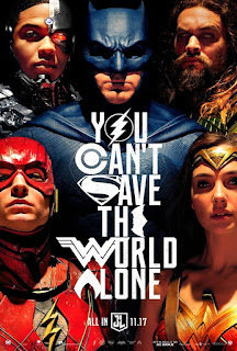 Justice League First Look Poster
