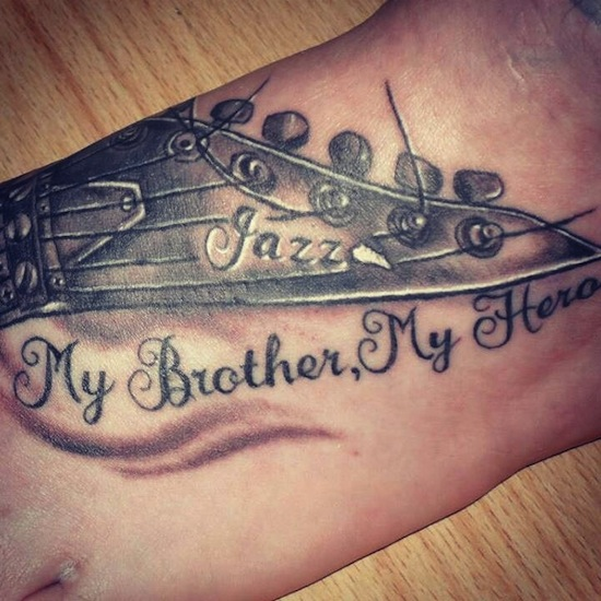 Tattoo Brother Quotes: Mytattooland.com: Tattoos For Brothers