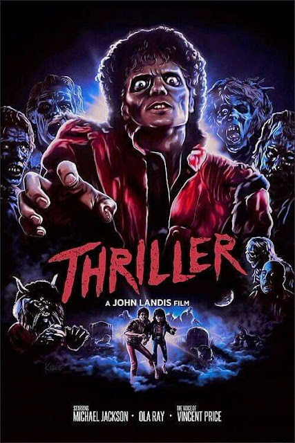 Thriller (fan poster)