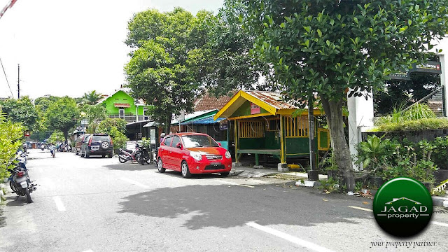 Tanah Strategis di Pakualaman Jogja