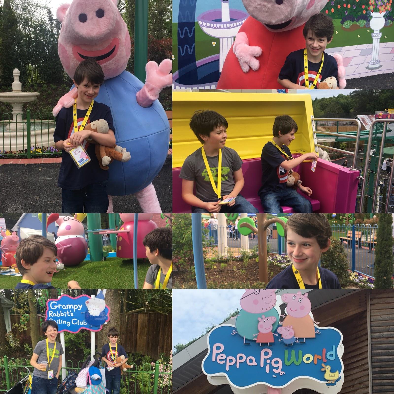 2 New Rides At Peppa Pig World