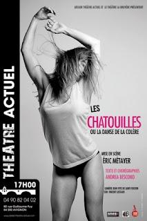Les chatouilles Andréa Bescond Théâtre Actuel