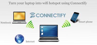 برنامج Connectify