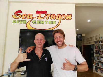 PADI Specialty Instructor training on Phuket and in Khao Lak