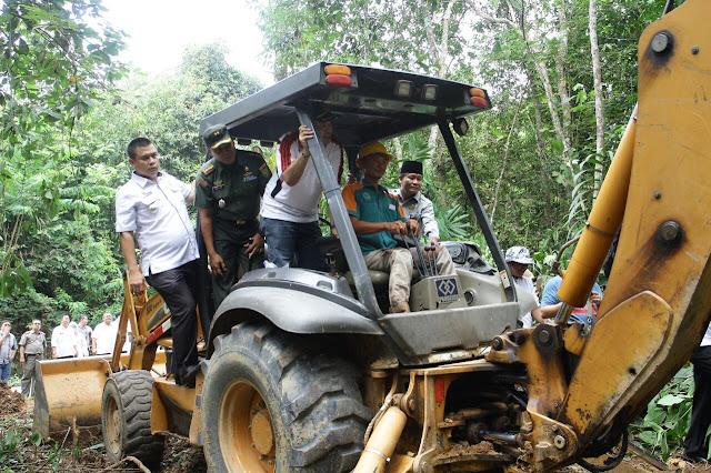 Usai Kelapa Sawit, Muba Lanjutkan Replanting Karet