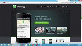 كيفية تشغيل الواتس اب WhatsApp على الكمبيوتر