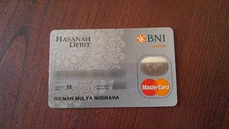 Kartu ATM BNI Tertelan di Mesin ATM Kena Biaya Buat Baru