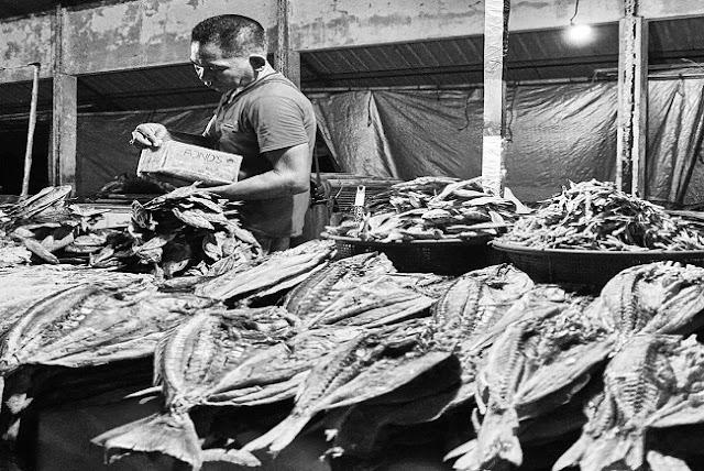 Pasar Ikan (TPI) Labuan Bajo, Flores