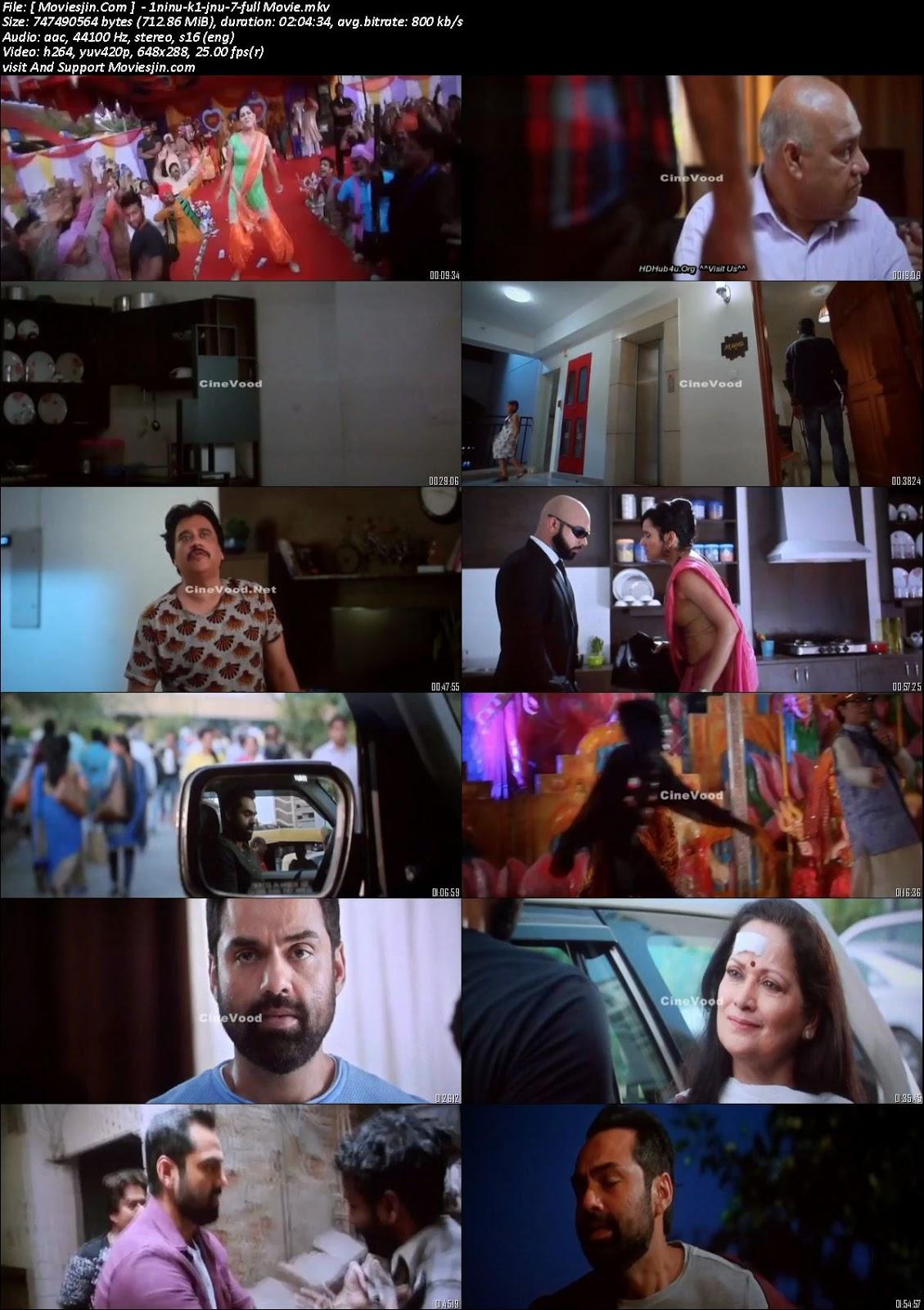 Watch Online Nanu Ki Jaanu 2018 Pre DvDRip Hindi 700MB Full Movie Download Khatrimaza, free download 9xmovies,