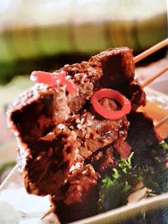 Gambar  Resep Sate Daging Sapi Bumbu Kelapa