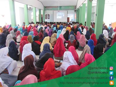 SMK Muhammadiyah Karangmojo Nobar G30/S.PKI