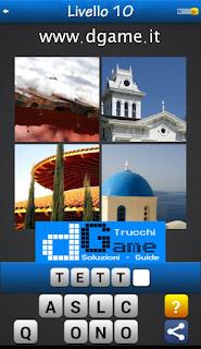PACCHETTO 5 Soluzioni Trova la Parola - Foto Quiz con Immagini e Parole soluzione livello 10