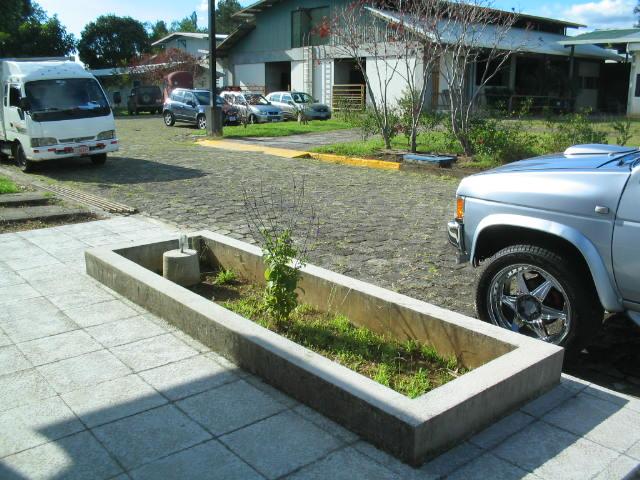 Mantenimiento y dise o de jardines decoracion de jardineras - Jardineras de diseno ...