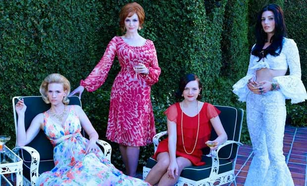 era Mad Men Mujeres