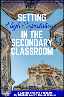 Setting high expectations in the middle or high school classroom can help students find success. Click to learn how to teach with high expectations.