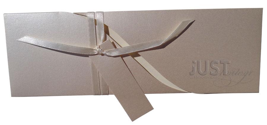 Economical wedding invitations A1125