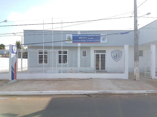 Resultado de imagem para delegacia de policia civil barra do corda