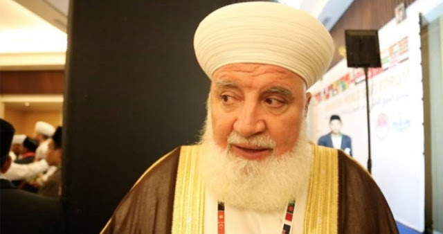 Mufti Damaskus Minta Muslim Indonesia Jangan Percaya Propaganda Agama