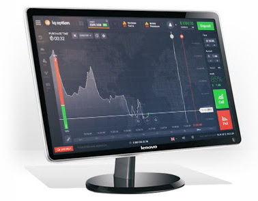 IQ Option Trading Terminal