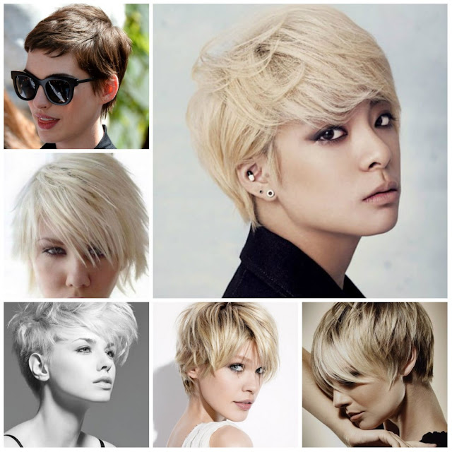 kadın saç modası