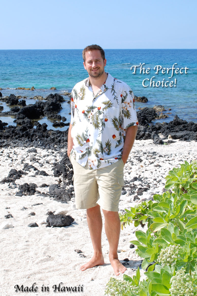 """ec0682fa6310 Say Aloha to your new Hawaiian shirts and good-rhythms to your regular  shirts or boring t-shirts. Also known as """"Aloha"""" shirts, they are colorful  and always ..."""