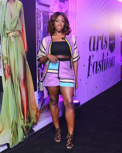 Beverly-naya-GTBank-Fashion-Weekend-Pre-Event Cocktail