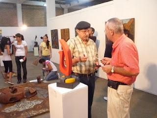 Oscar López artistas Colombianos