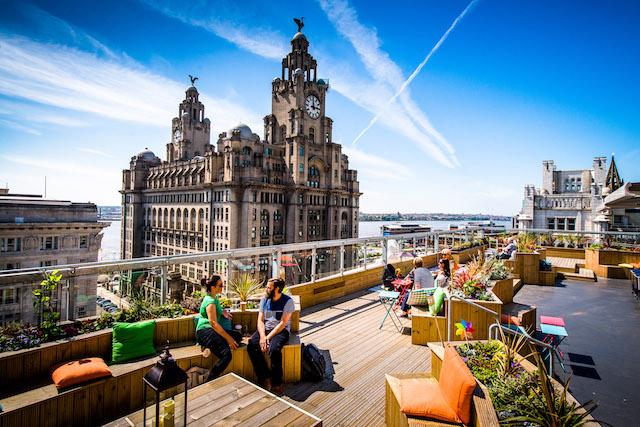 Verão em Liverpool