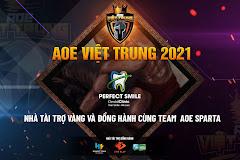 AoE Việt Trung 2021: Thương hiệu Perfect Smile trở thành Nhà tài trợ Vàng cho giải, đồng tài trợ clan Sparta