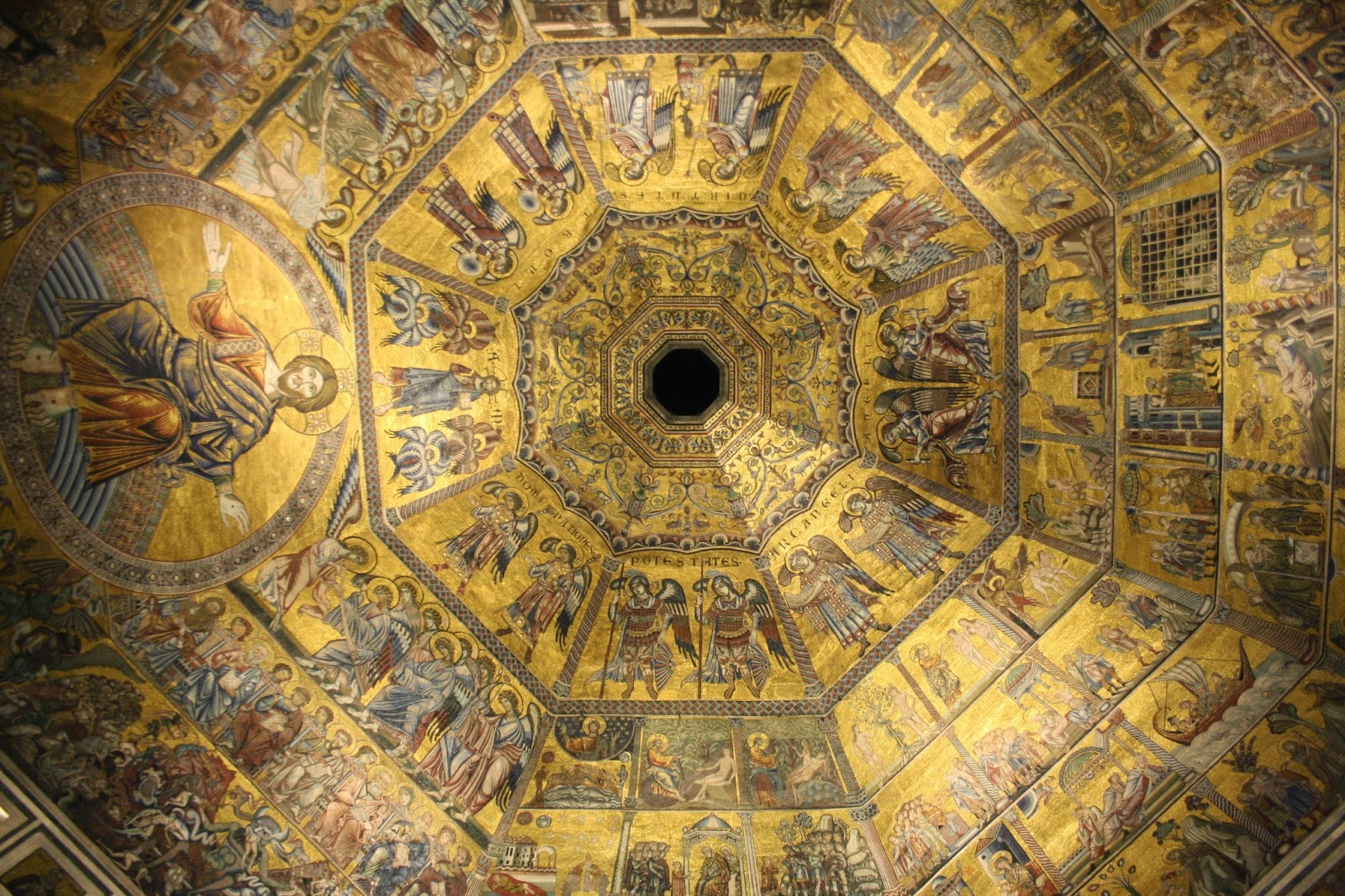 Battisterio de San Giovanni en Florencia