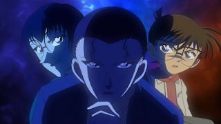 Detective Conan – Episódio 462: A Sombra da Organização Negra: A Jovem Testemunha