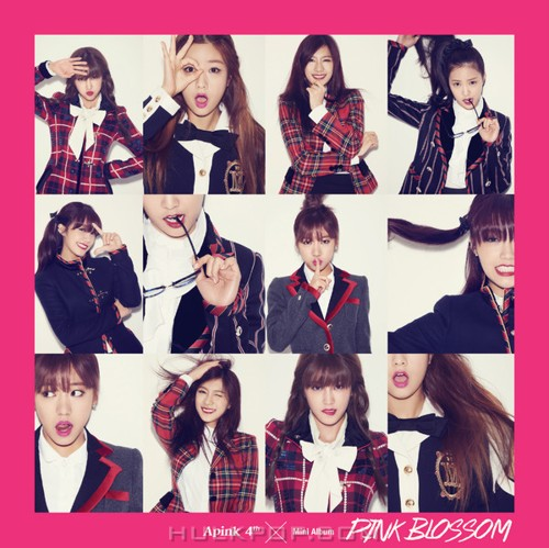 Apink – Pink Blossom – EP (FLAC + ITUNES PLUS AAC M4A)