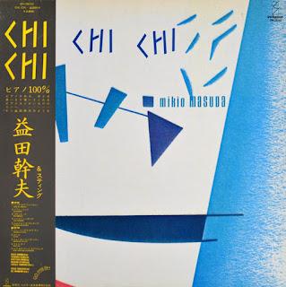 Mikio Masuda - 1983 - Chi Chi