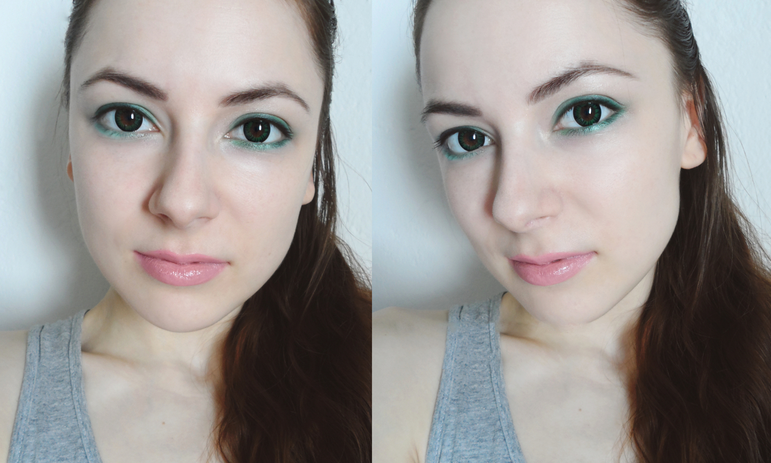 liz breygel blogger review color green circle lens pictures eyes