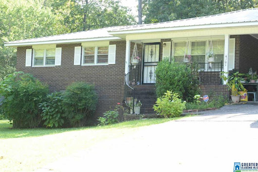4101 BRYAN AVENUE, ANNISTON, ALABAMA 36206 3 BR / 1 BATH