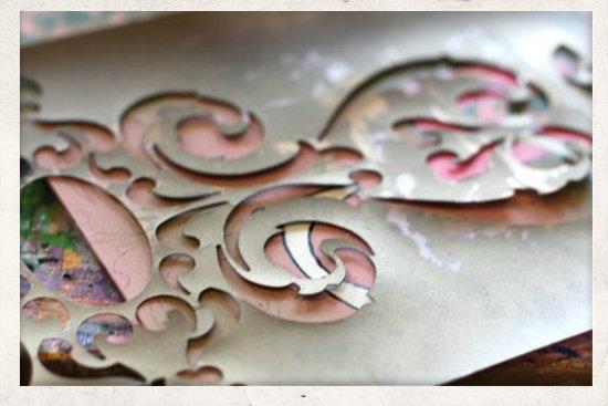 τεχνικη stencil και τροποι χρησης,πως εφαρμοζω την τεχνικη stencil,διακοσμηση με στενσιλ,χειροποίητες δημιουργιες με στενσιλ