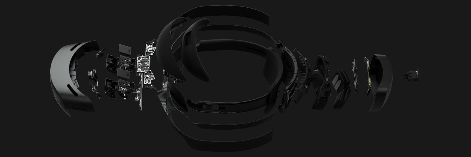HoloLens-2-fibra-di-carbonio