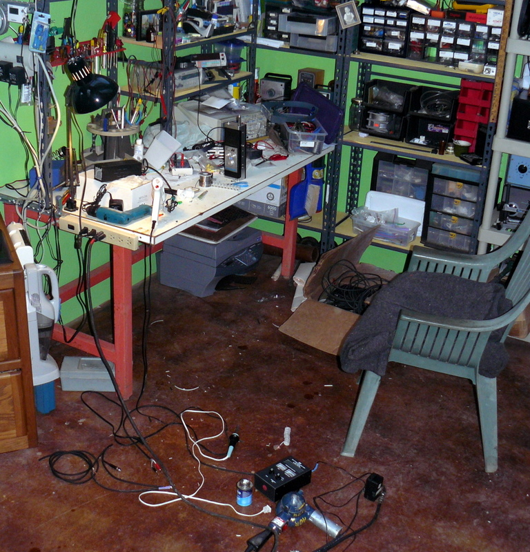 Cloud Warmer - DX Ham Radio in Costa Rica, projects, antennas, dx