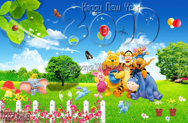 Happy New Year 2019 3D Pics Download For Whatsapp FB