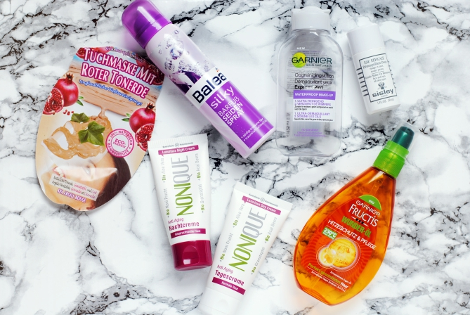 beauty empties garnier bealea nonique