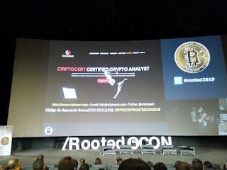 RootedCon 2019 - CriptoCert