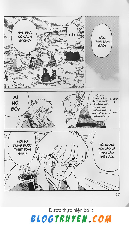 Inuyasha vol 41.1 trang 16
