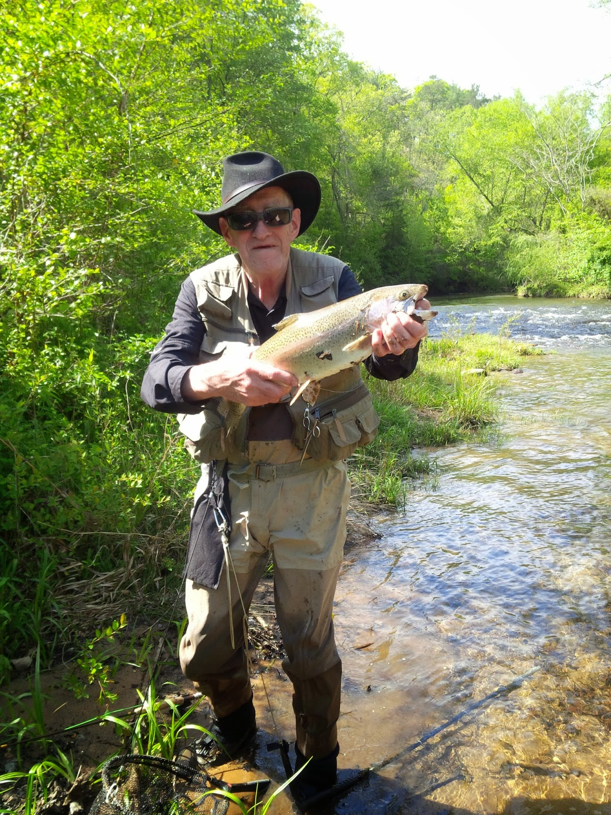 GA FOOTHILLS - 629: FISHING OUTING SCHEDULE--2018