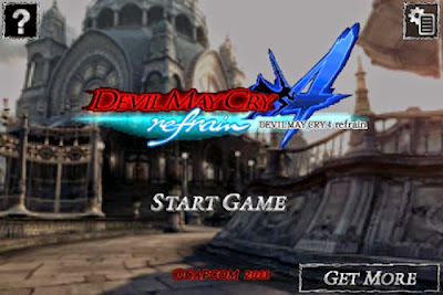 DEVIL MAY CRY 4 REFRAIN FULL ANDROID [APK + DATA] Special Edition