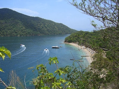 imagen Mochima tour de isla
