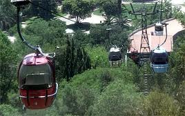 Donde está el Parque Intercomunal de la Reina de Santiago de Chile 7