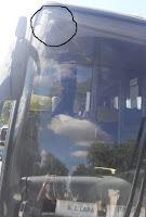 Tentativa de homicídio em ônibus
