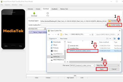 Cara Flashing Hank Logo Bootlop atau getar saja Oppo Neo 3 R831K tested