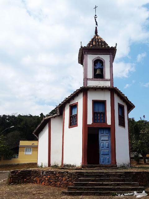 Sabará, Estrada Real, Caminho Sabarabuçu, Igreja Nossa Senhora do Ó